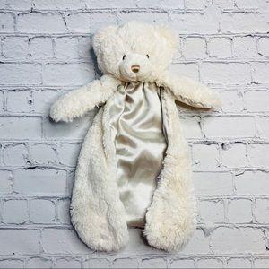GUND Edgehill Collection White Bear Lovie Satin